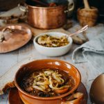 Rindergulasch mit Sauerkraut nach Szegediner Art