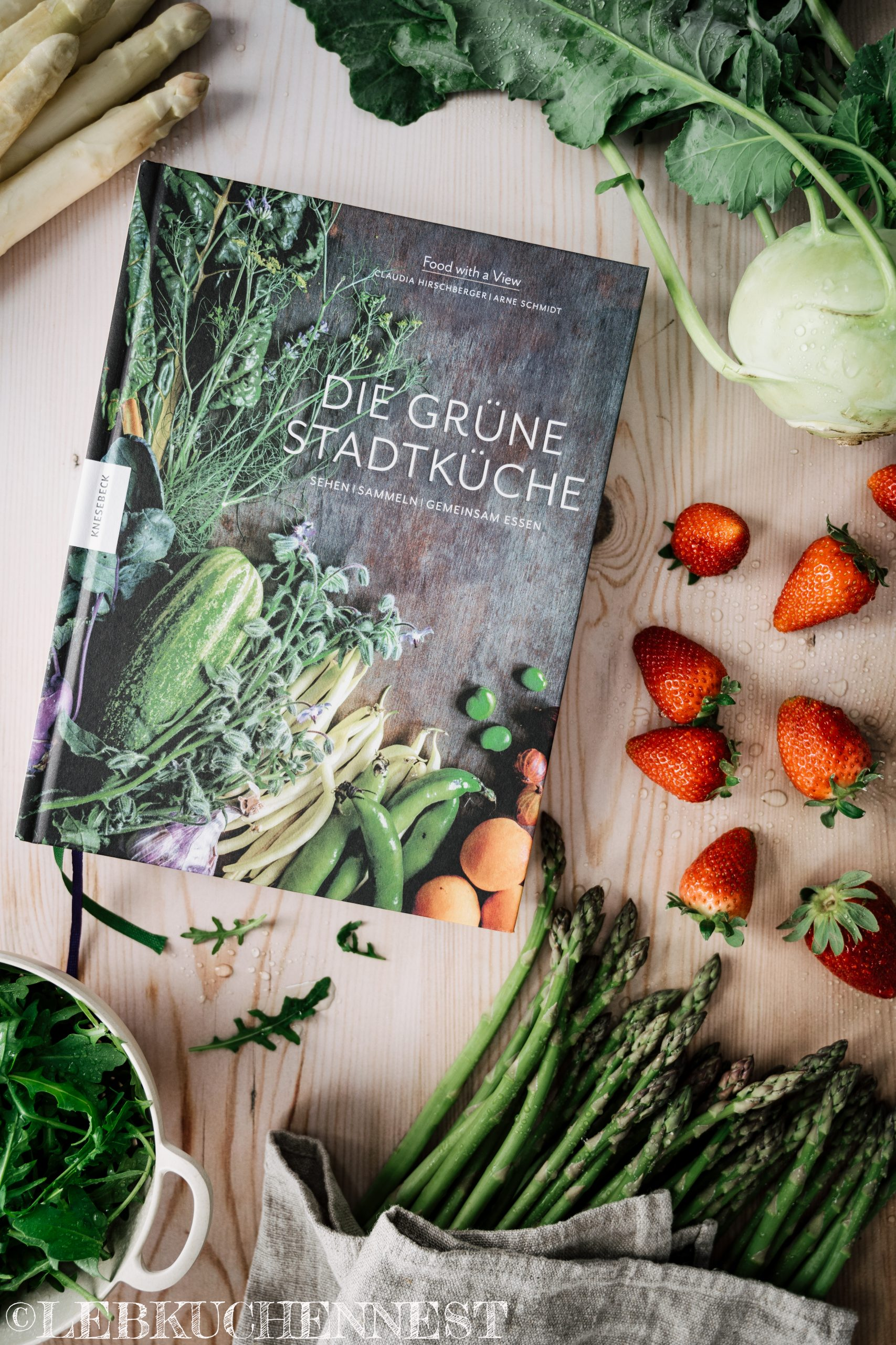 Grüne Stadtküche - Rezension