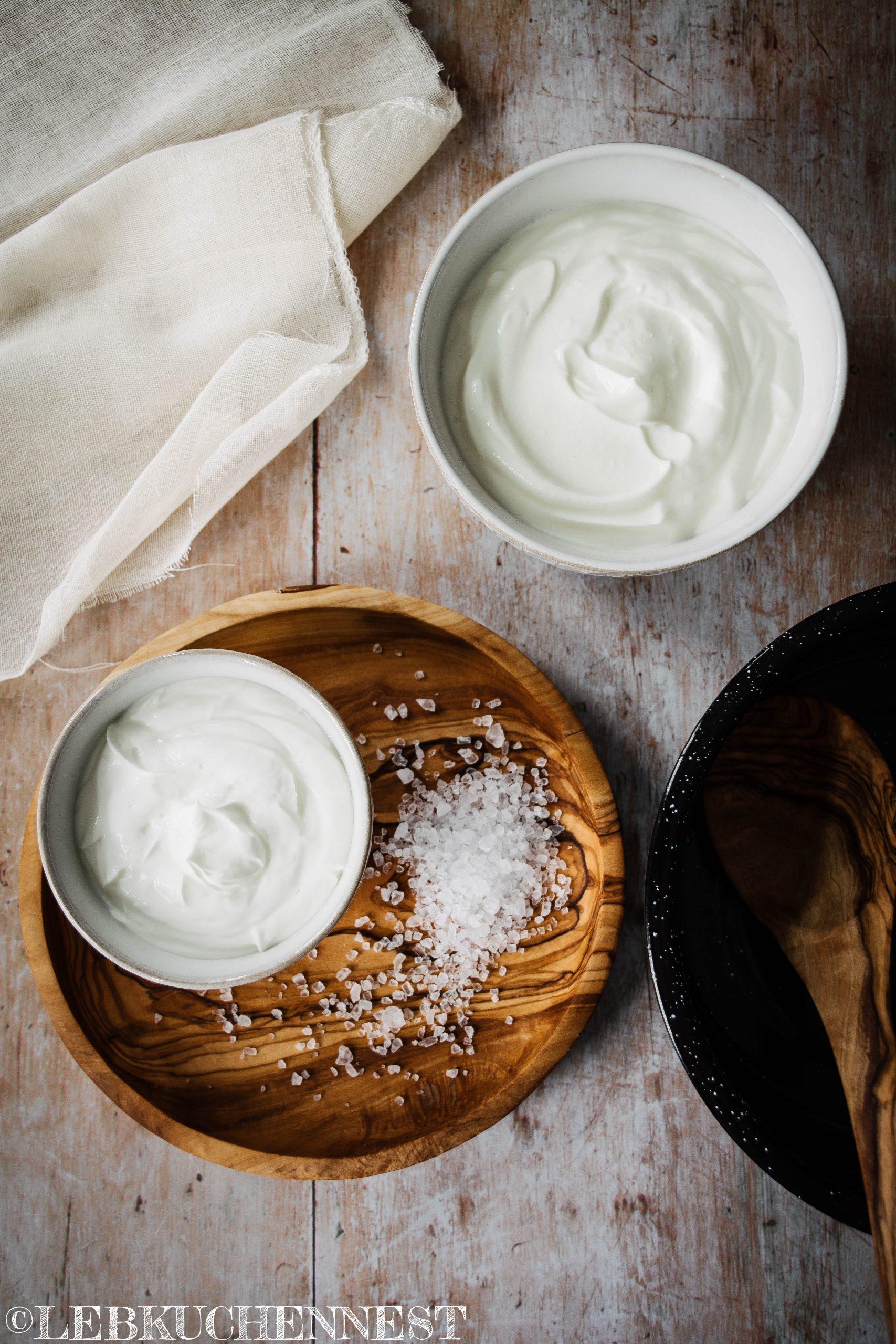 Milchprodukte hausgemacht - einfacher als man denkt
