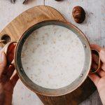 Porridge auf zarter Haferflockenbasis